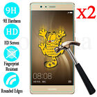 2Pcs 9H Tempered Glass Screen Protector For Huawei P9 Plus / P9 Lite Mini 2017