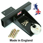 6030 Garage Door Defender Security Lock - 70mm Discus Padlock & Fixings Included