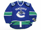 VANCOUVER CANUCKS AUTHENTIC HOME NHL REEBOK EDGE 7231 HOCKEY JERSEY