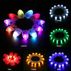 50Pcs Waterproof LED Lights For Paper Lantern Ballon Wedding Party Xmas Decor AF