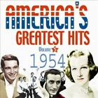 VARIOUS ARTISTS - AMERICA'S GREATEST HITS, VOL. 5: 1954 NEW CD