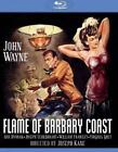 FLAME OF THE BARBARY COAST NEW BLU-RAY