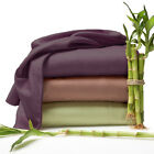 6 Piece Set: The Original Best Bamboo Luxury Rayon from Bamboo Bed Sheets