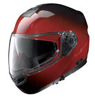 Nolan N104 Absolute Helmet, Red Fade - All Sizes!