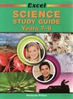 Excel Years 7-8 Science Study Guide by J. Stamwell Paperback Book