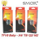5Pcs SMOK TFV8 Baby Coil Head Cloud Beast Replacement V8 T8 X4 Q2 Q4 T6 Hottest