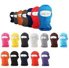 Full Mask lycra Balaclava Ultra-thin Outdoor Cycling Ski Neck Face Protection A