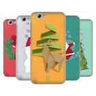 HEAD CASE DESIGNS ORIGAMI XMAS HARD BACK CASE FOR HTC ONE A9s
