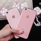 Coque Mouse Strass Oreilles TPU silicone Housse Case iPhone 5s 6/6s plus