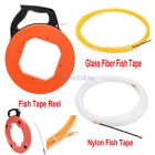 10M-100M Electricians Cable Pulling Fish Tape Wire Access Puller Conduit UK