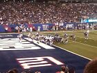New York Giants vs Pittsburgh steelers, lower-level tickets !