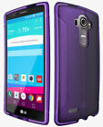 Tech21 MATTE PURPLE EVO TACTICAL ANTI-SHOCK CASE COVER FOR LG G4 PHONE