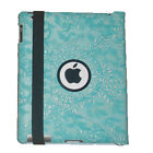 360 Rotating Magnetic Leather Case Smart Cover Stand For iPad 2 3 4 Mini Air Pro