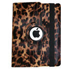 360 Rotating Magnetic Leather Case Smart Cover Stand For iPad 2 3 4 Mini Air 5th