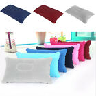 Travel Outdoor Picnic Double Sided +Inflatable Pillow Mat Cushion Nap Sleep US