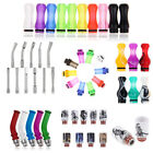 Various Replacement Colorful Drip Tips Mouthpiece For All 510 Interface Tank