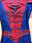 New Raimi Spiderman Costume 3D Print Spandex Halloween Superhero Cosplay Suit