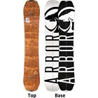 ARBOR ABACUS SPLIT SNOWBOARD -- MEN'S -- COLOR: WOOD --- BRAND NEW!!!