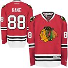 New Mens REEBOK NHL PREMIER JERSEY Patrick Kane Red Home Chicago Blackhawks