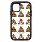 OtterBox Defender for iPhone 7 8 With the addition of X XS Max XR Poop Emoji Pattern
