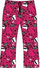 Monster High Girls Lounge Pants Age 7/8,  9/10,  11/12,  13