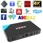 A95X A2 4Kx2K TV BOX Amlogic S912 Android Octa-core 2/3G+16/32G BT4.0  Dual WiFi