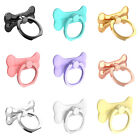 360° Finger Grip Rotating Ring Stand Bone Shape Metal Ring Stand for Cellphone