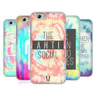 HEAD CASE DESIGNS TIE DYE CRY SOFT GEL CASE FOR HTC ONE A9s