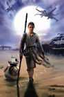 Posters USA - Star Wars Episode VII The Force Awakens Poster Glossy - FIL341 $13.95 USD on eBay