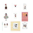 Minnie Mouse Stationary (Assorted) Greeting Cards (Assorted)