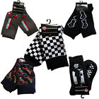 Warrior 2 pair pack Socks Two-Tone Ska Vespa Mod Boots Northern Soul Designs