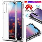 360° Shockproof Soft Silicone TPU Clear Case Cover For Huawei P10/Honor 8 Lite