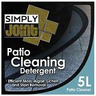 Simply Joint 5L Patio Cleaner Moss remover Indian paving sandstone Limestone