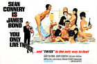 Posters USA - 007 You Only Live Twice Bond Movie Poster Glossy Finish - MOV189 $16.95 USD on eBay