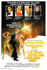 Posters USA - 007 The Man with The Golden Gun Movie Poster Glossy Finish- MOV193 $15.95 USD on eBay