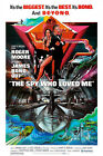 Posters USA - 007 The Spy Who Loved Me Movie Poster Glossy Finish - MOV194 $16.95 USD on eBay