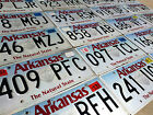 Arkansas License Plate - The Natural State - Diamond - Pick Your Plate