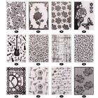 Fresh Plastic Embossing Folders for DIY Card Making Decoration Supplies Gift ED