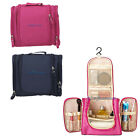 Mens Ladies Travel Toiletry Wash Cosmetic Bag Makeup Shaving Storage Case Pouch