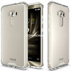 For Asus Zenfone Max Pro M2 ZB631K ZB633K Shockproof Clear TPU Back Case Cover