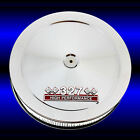 327 Air Cleaner Chrome for Small Block Chevy 327 Engines with 327 Emblems SBC