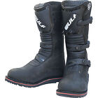 WULFSPORT TRIALS BOOT RACE TRAIL OFF ROAD BOOTS BLACK BOOTS SIZE UK9 EU43