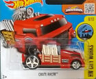 Hot Wheels 2016 City Works   Crate Racer rot