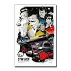 Star Trek Classic Movie Vintage Silk Poster Art Prints 12x18 24x36 inch on eBay
