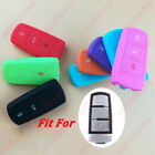 SILICONE FOB CASE SHELL COVER HOLDER 3 BUTTON FOB FOR VW VOLKSWAGEN PASSAT CC