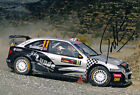 Petter Solberg Signed 8X12 Inches World Rally Photo