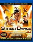 streetdance 2 movie - THE STREETDANCE 3D NEW REGION 2 BLU-RAY
