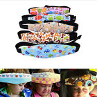 Baby Kids Head Support Holder Sleep Belt Adjustable Safety Car Seat Nap Aid Band