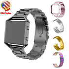Stainless Steel Wrist Watch Band Replacement Metal Strap For Fitbit Blaze US