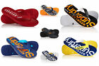 New Mens Superdry Flip Flops Selection - Various Styles & Colours 3008